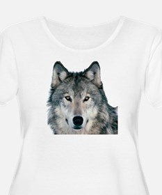 1-wolf.jpg Plus Size T-Shirt