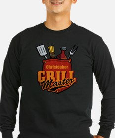 Pocket Grill Master Personalized T