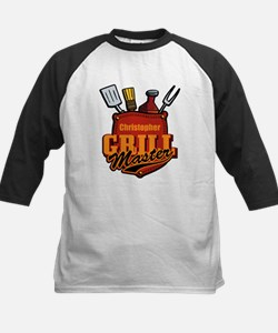 Pocket Grill Master Personalized Tee
