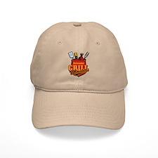 Pocket Grill Master Personalized Baseball Baseball Cap