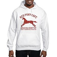 Longmire Red Pony Hoodie