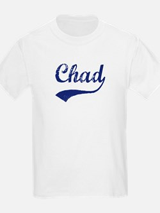 Blue Vintage: Chad Kids T-Shirt