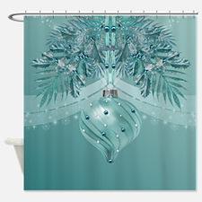 Christmas Magic 2 Shower Curtain
