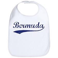 Blue Vintage: Bermuda Bib