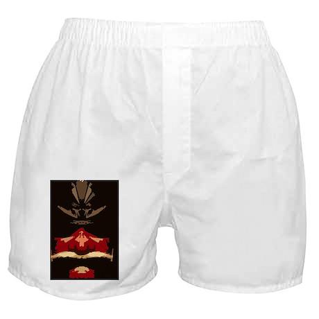 Moustache Samurai 2 Boxer Shorts
