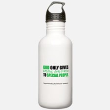 God Only Gives (Mito Awareness) Water Bottle