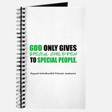 God Only Gives (Mito Awareness) Journal