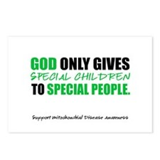 God Only Gives (Mito Awareness) Postcards (Package