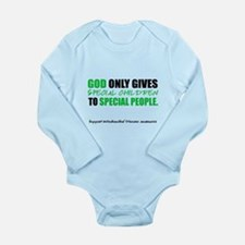 God Only Gives (Mito Awareness) Long Sleeve Infant