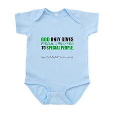 God Only Gives (Mito Awareness) Infant Bodysuit
