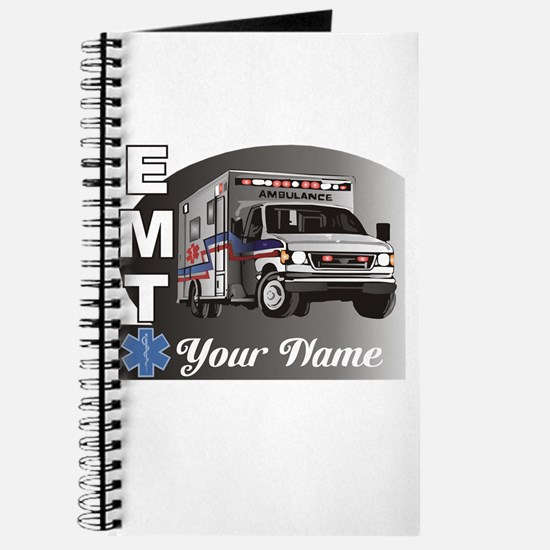 Custom Personalized EMT Journal