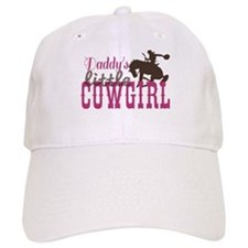 Daddys Little Cowgirl Baseball Cap