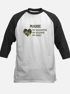 Marie: My Hero Kids Baseball Jersey