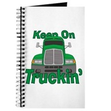 Keep On Truckin Journal