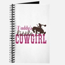 Daddys Little Cowgirl Journal