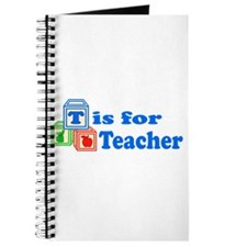 T is for Teacher Journal