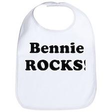 Bennie Rocks! Bib