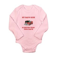 Cute Engine Onesie Romper Suit