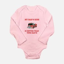 Unique Engine Onesie Romper Suit