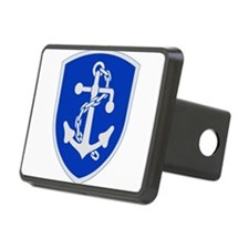 Icelandic Coast Guard logo Hitch Cover