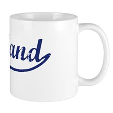 Blue Vintage: Swaziland Mug