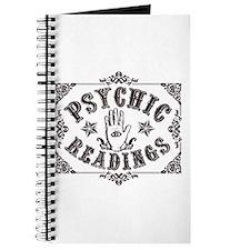 Psychic Readings black Journal