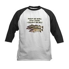 Walleye humor Baseball Jersey