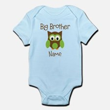 Personalized Big Brother Body Suit