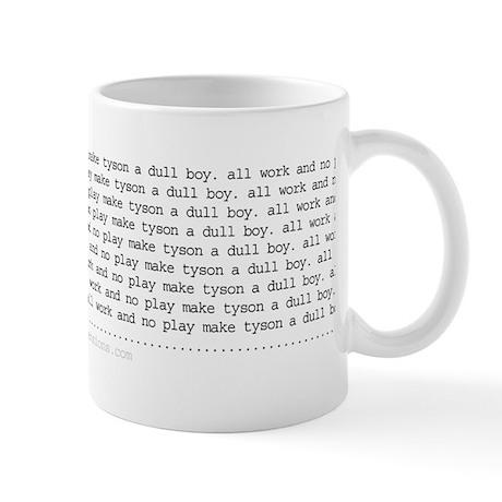 Tyson Mug