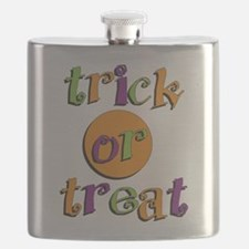Trick or Treat 2 Flask