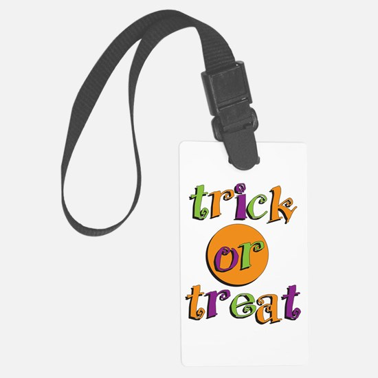 Trick or Treat 2 Luggage Tag