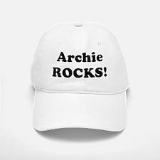 Archie Rocks! Baseball Baseball Cap