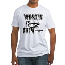 Workin it hot black T-Shirt