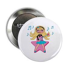 """She's Rockin It 2.25"""" Button"""