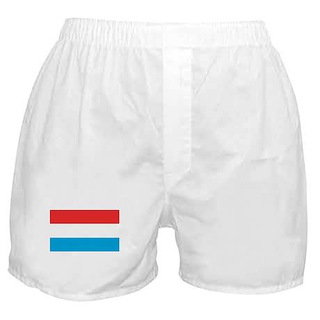 Flag of Luxemburg Boxer Shorts