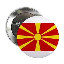 Flag of Macedonia Button