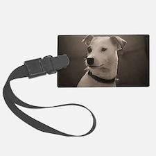 Puppy Portrait Luggage Tag