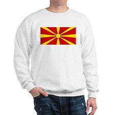 Flag of Macedonia Sweatshirt