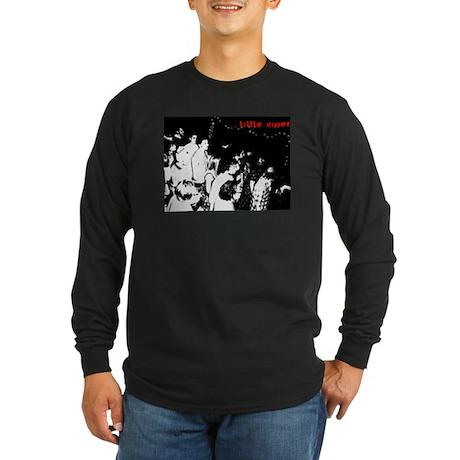 Little Dipper Long Sleeve Dark T-Shirt