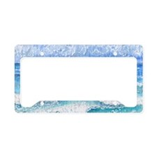 Lacy sea License Plate Holder
