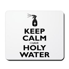 Holy Water Mousepad