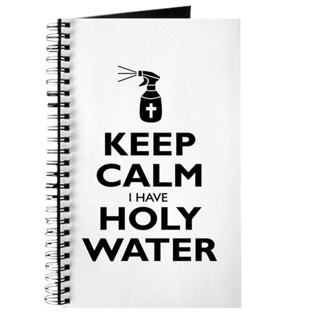 Holy Water Journal