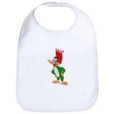 Woodpecker Bib