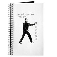 NYIA Xing Yi Quan Journal