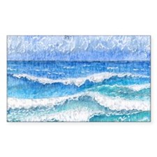 Lacy sea Decal