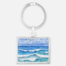 Lacy sea Keychains