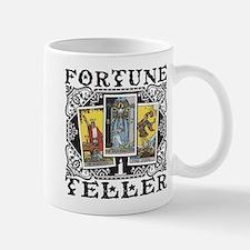 Fortune Teller black Mug