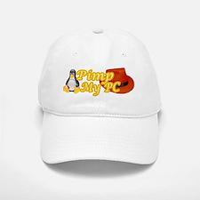 Linux Pimp Baseball Baseball Cap