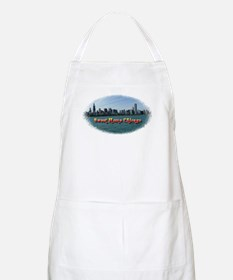 Sweet Home Chicago BBQ Apron