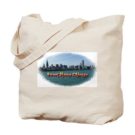 Sweet Home Chicago Tote Bag